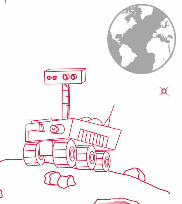 Moon Rover – Building a solar powered rover