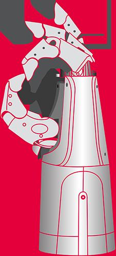 PR34 Bionic Hand – Building a bionic hand