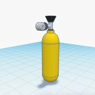 Design an oxygen tank