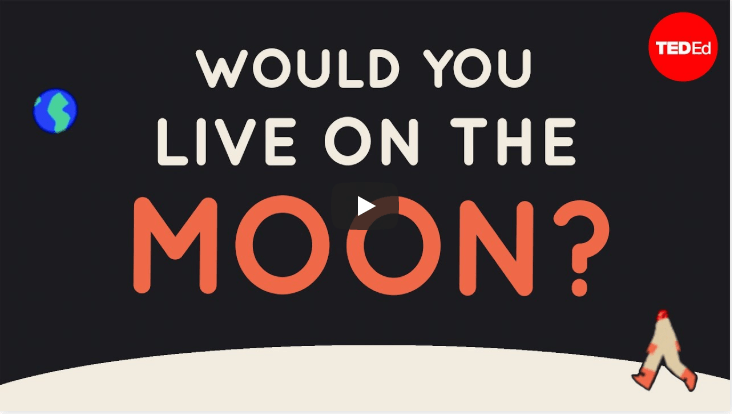 Would you live on the Moon?