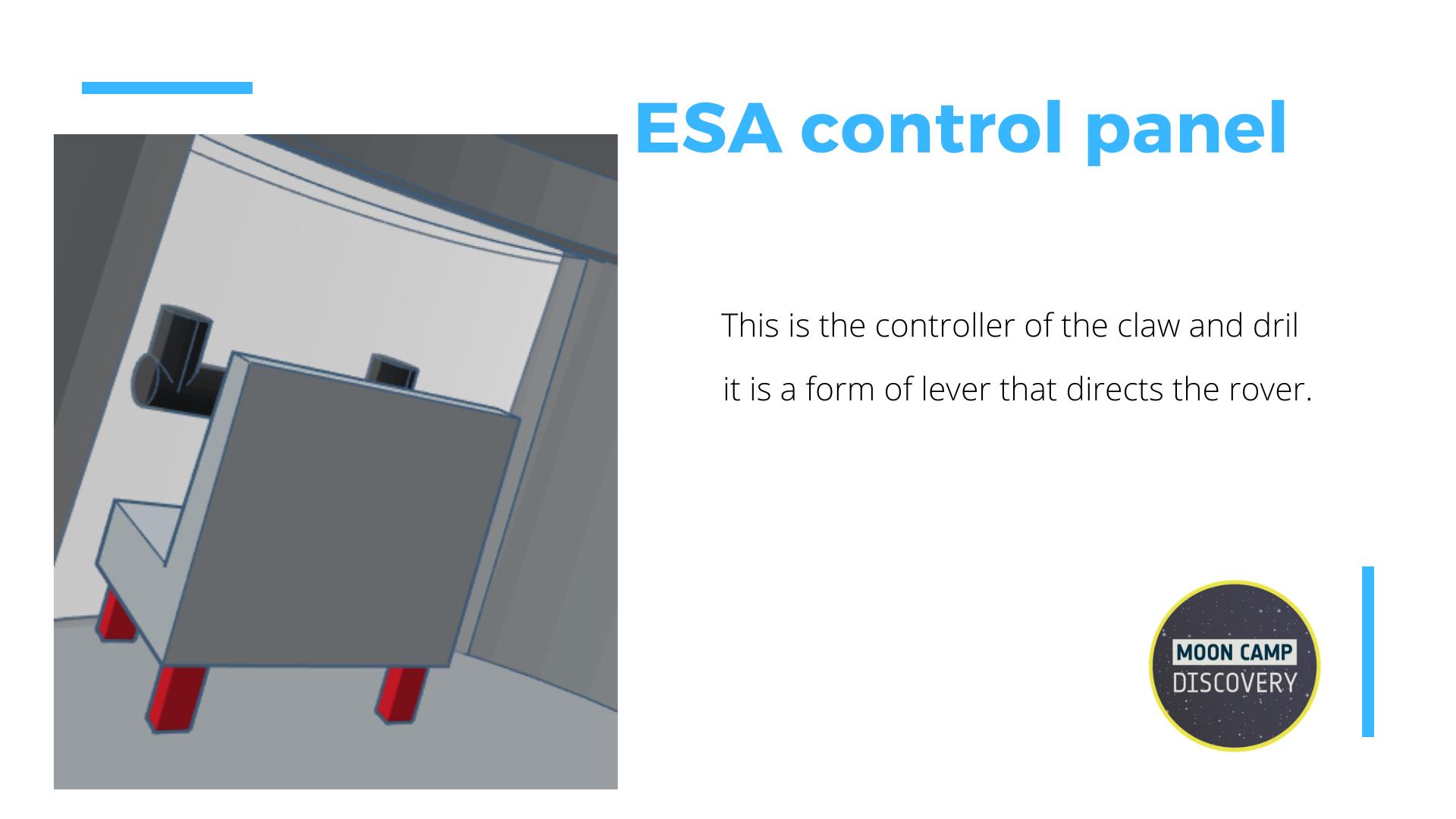 Division Fabnerdes – ESA
