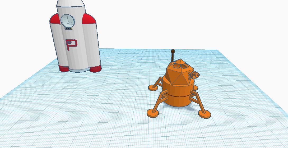 Eletric Rocket
