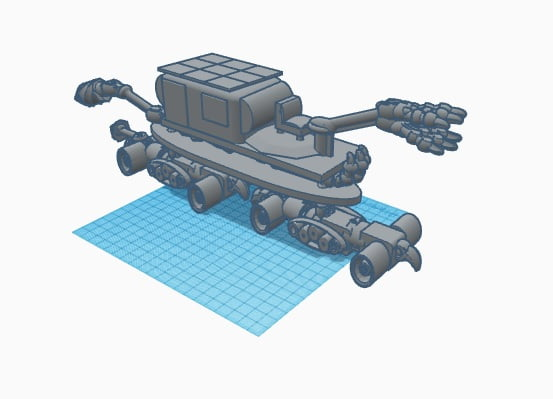 GlobKids – Moon Rover Team