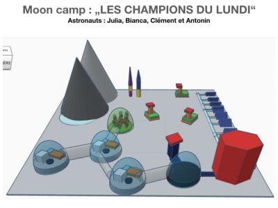 LES CHAMPIONS DU LUNDI