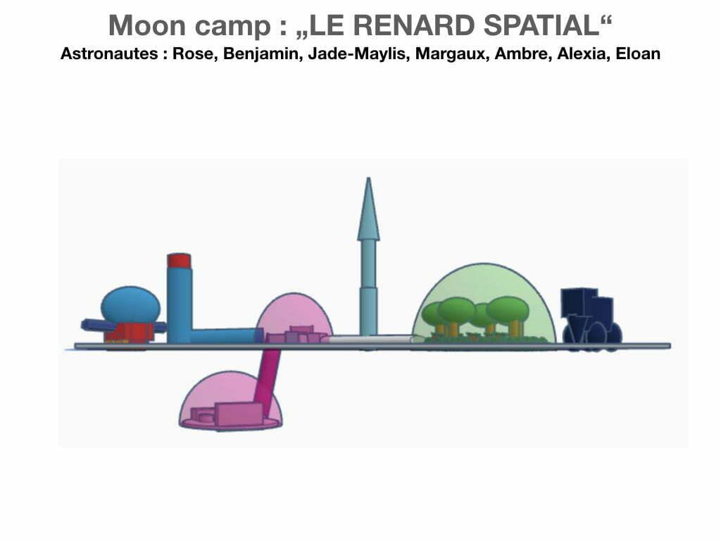 Le Renard Spatial