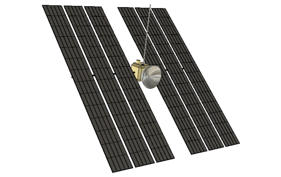 Design A Satellite